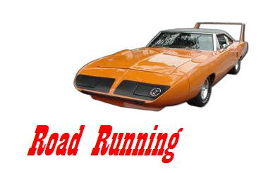Roadrunning Cover Image