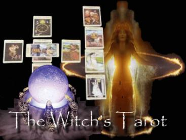 The Witch's Tarot