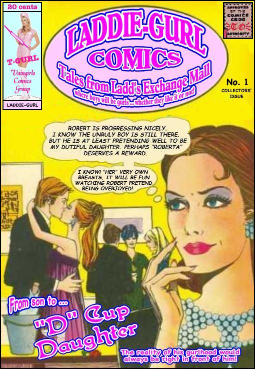 Laddie Gurl Comics