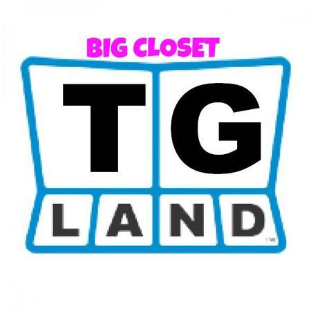 Big Closet Tg Land Bigcloset Topshelf